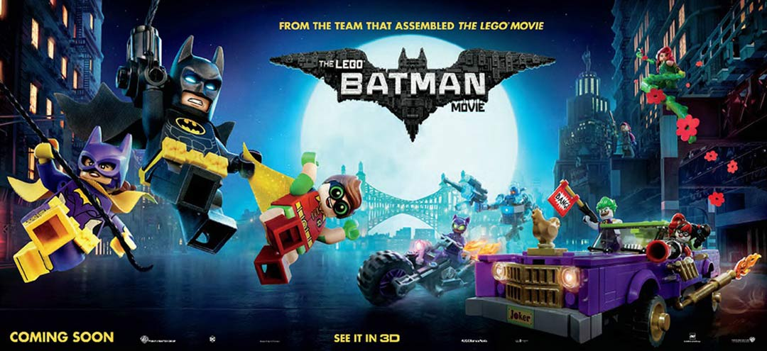 The Lego Batman Movie Poster #27