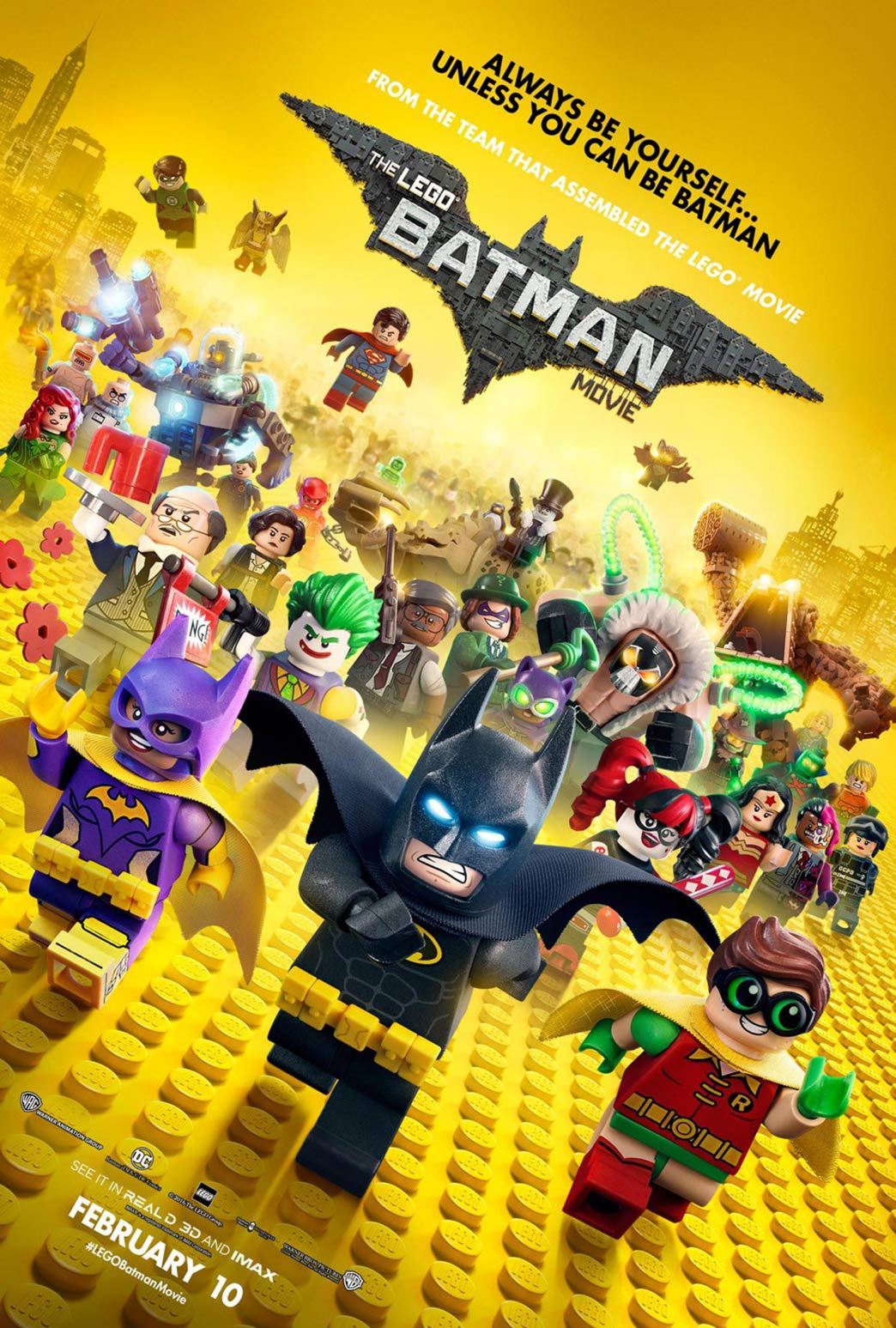 The Lego Batman Movie Poster #4