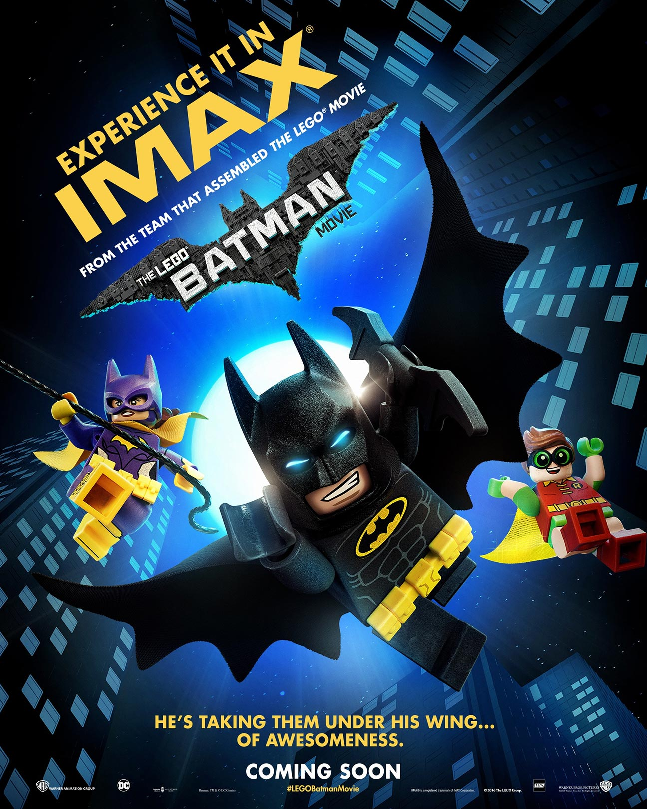 The Lego Batman Movie Poster #5