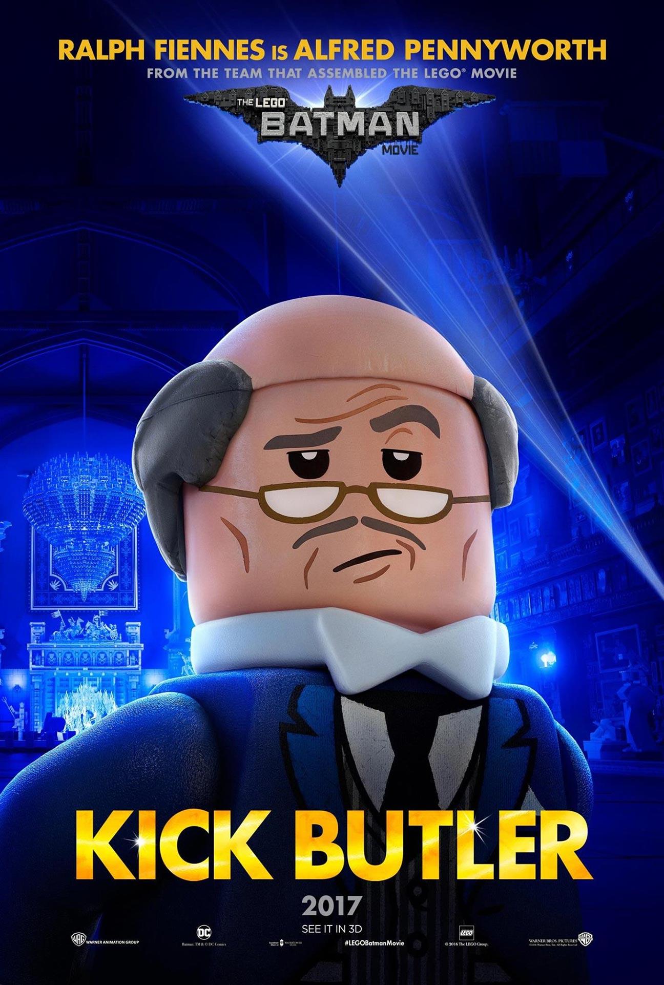 The Lego Batman Movie Poster #6