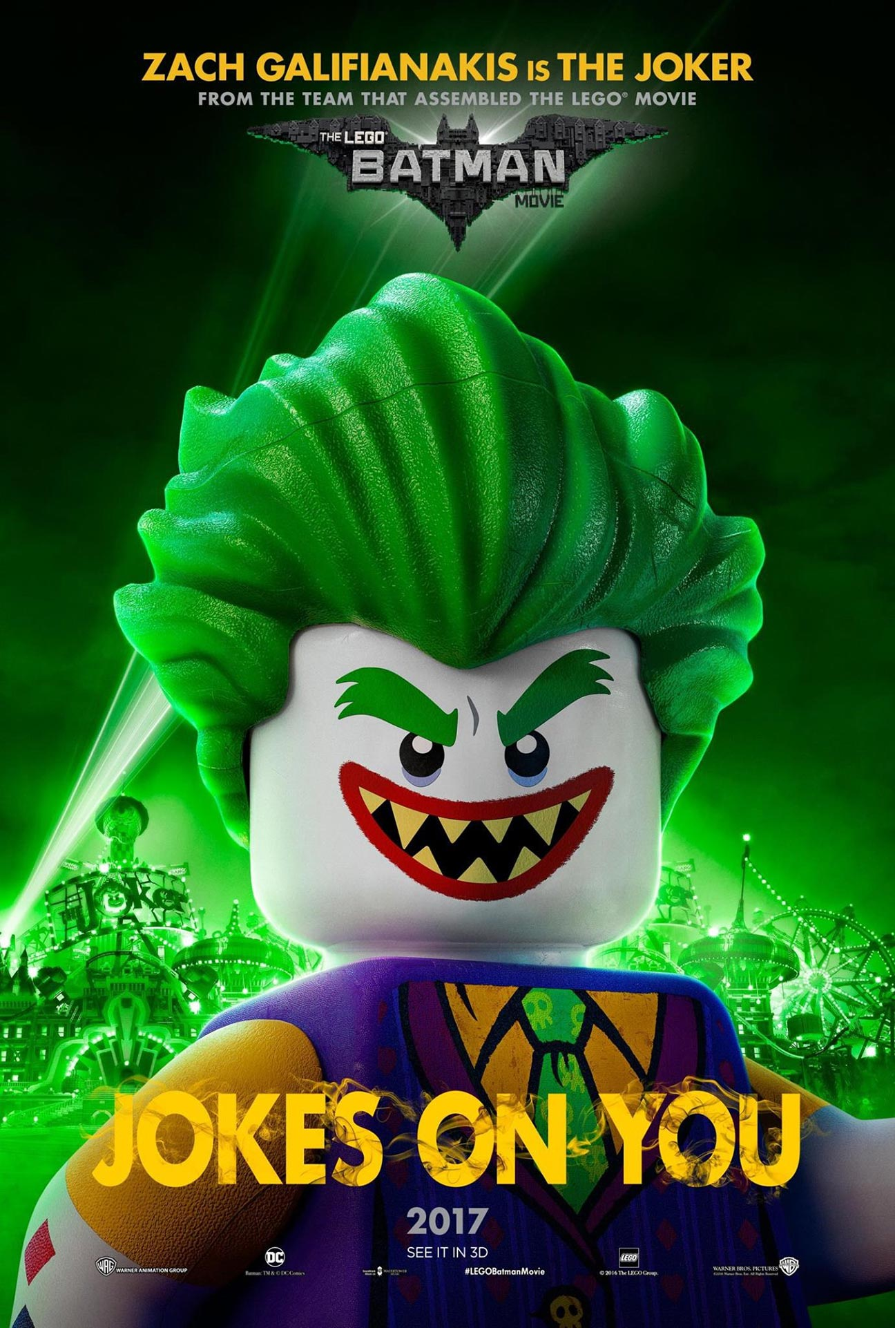 The Lego Batman Movie Poster #9