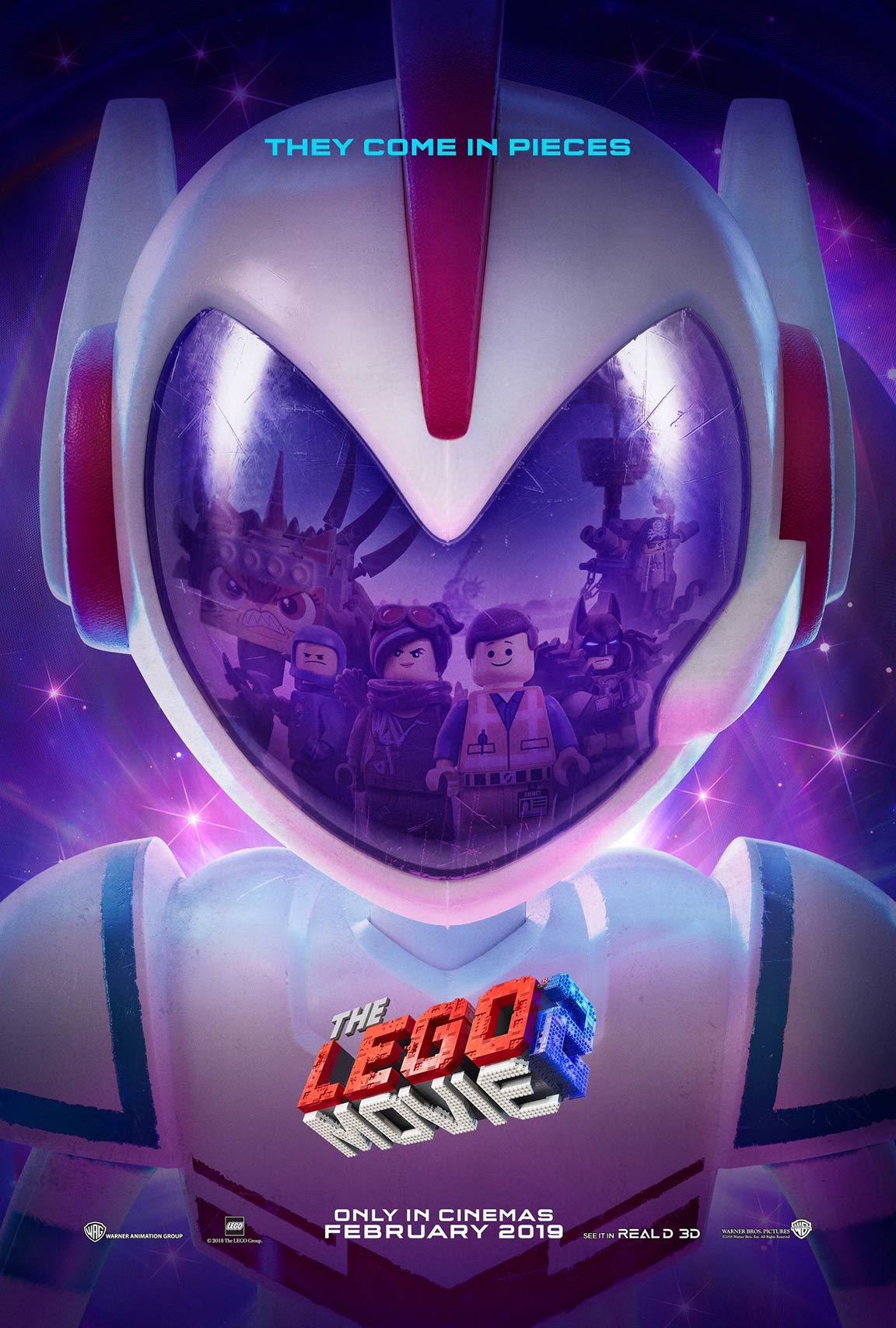 The Lego Movie 2: The Second Part Poster #1