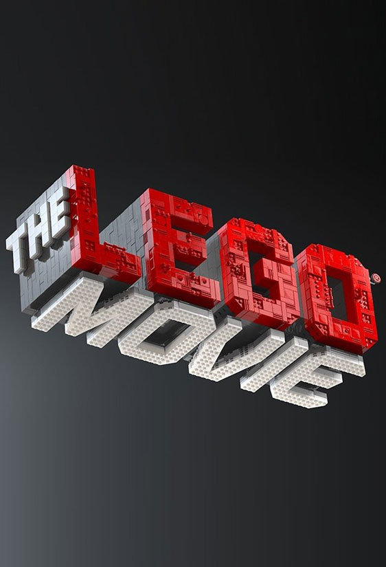 The Lego Movie Poster #1