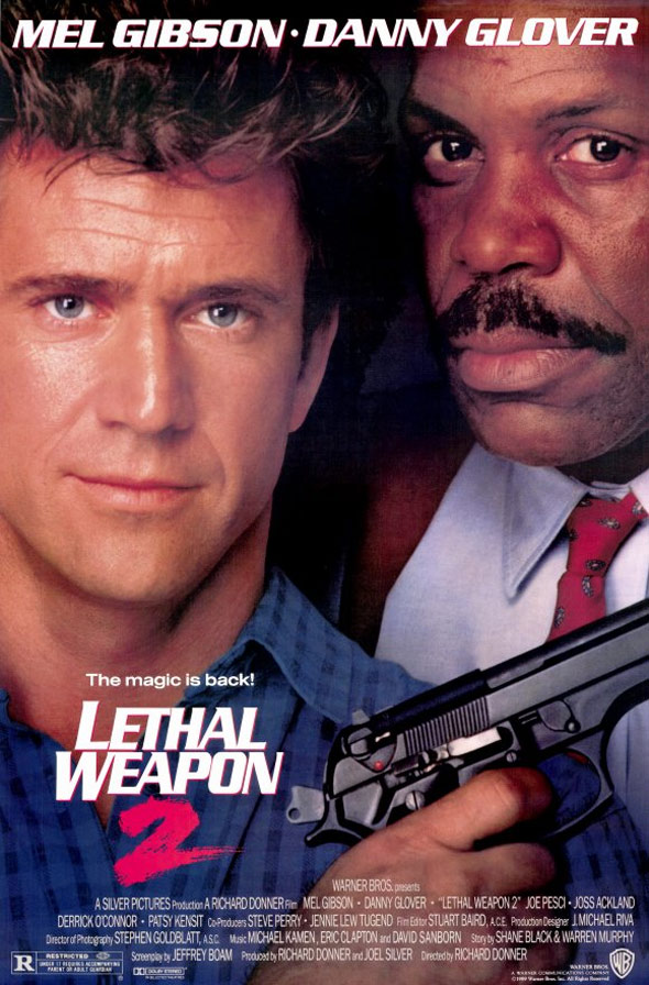 Lethal Weapon 2 Poster #1
