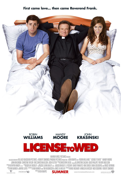 License to Wed Poster #1