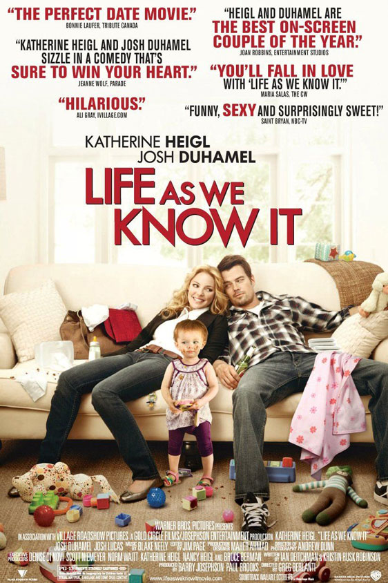 Life As We Know It Poster #3