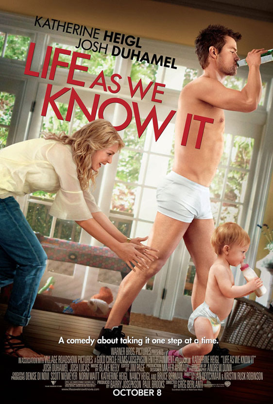 Life As We Know It Poster #1
