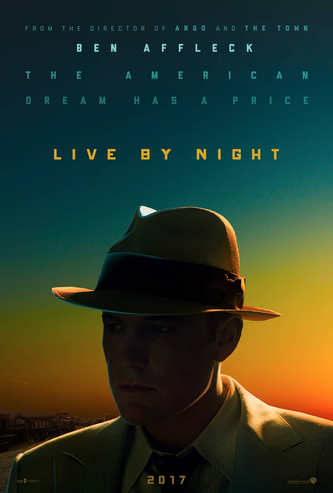 Live by Night Poster #1