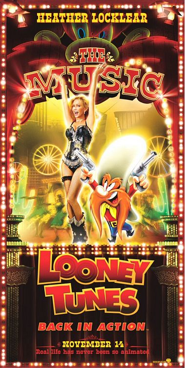 Looney Tunes: Back in Action Poster #1