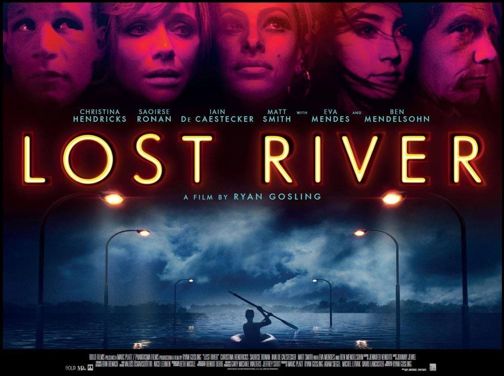 Lost River Poster #1
