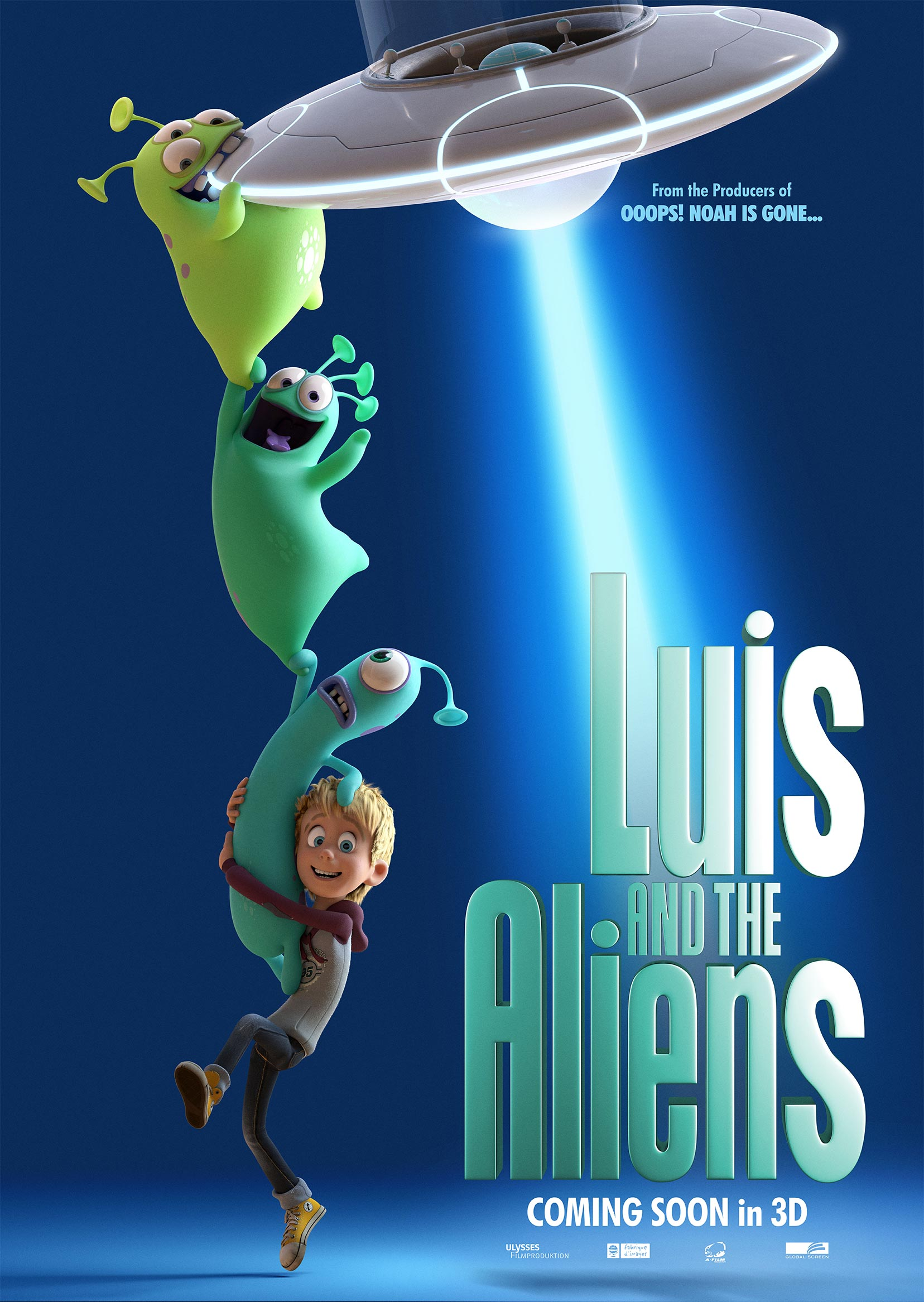 Luis & the Aliens Poster #1