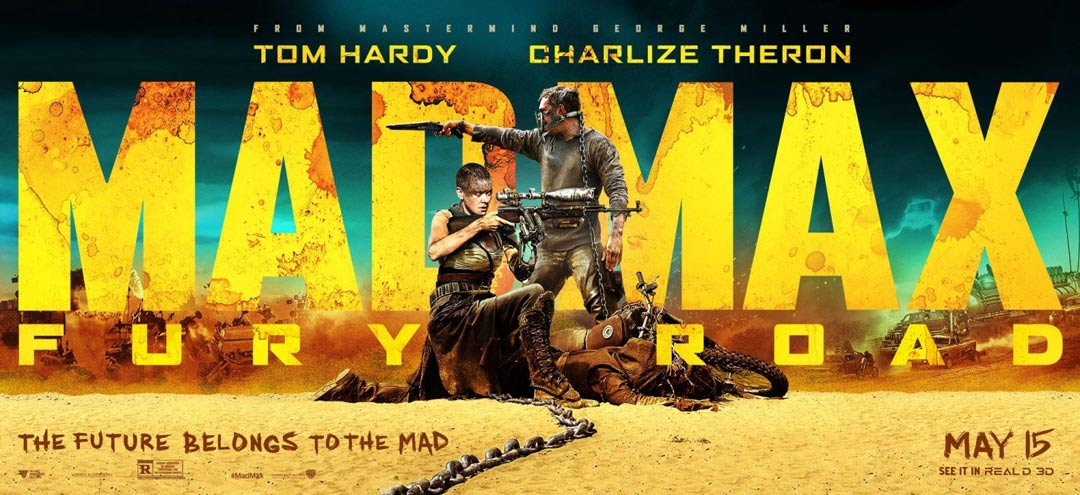 Mad Max: Fury Road Poster #11