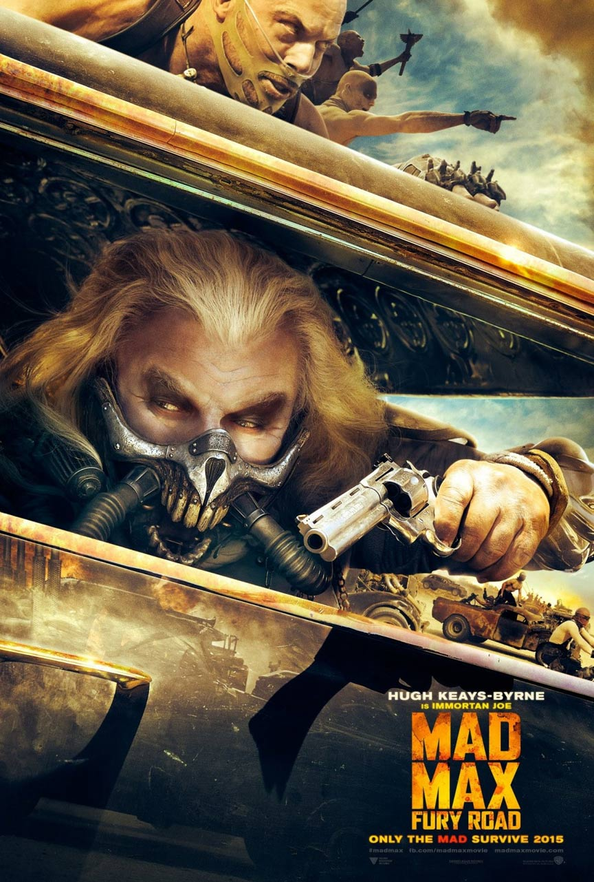 Mad Max: Fury Road Poster #2