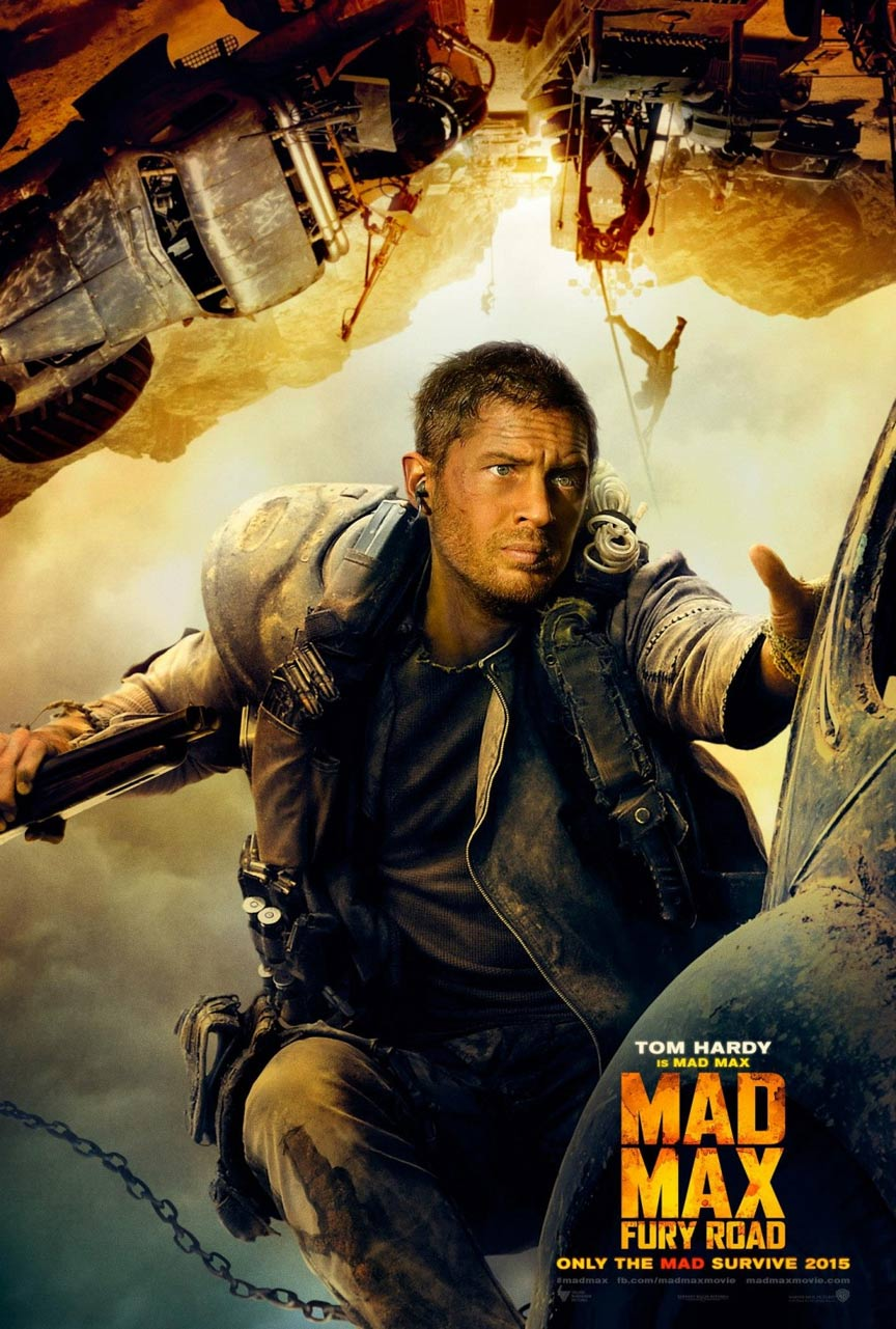 Mad Max: Fury Road Poster #4
