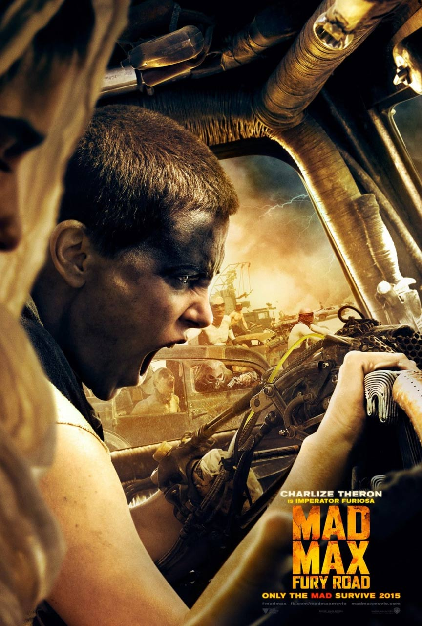 Mad Max: Fury Road Poster #5