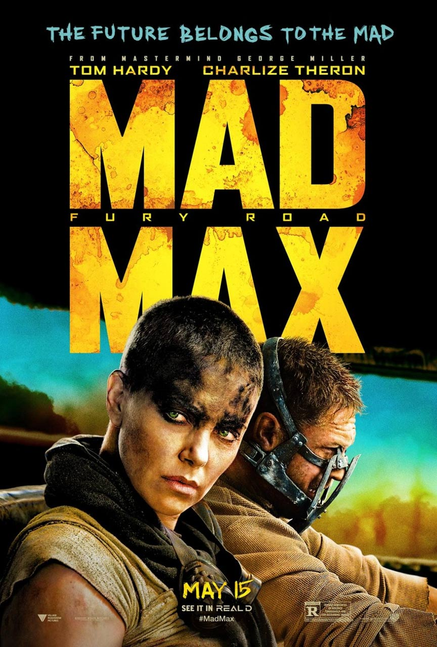 Mad Max: Fury Road Poster #7