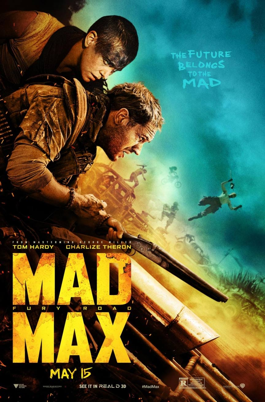 Mad Max: Fury Road Poster #8
