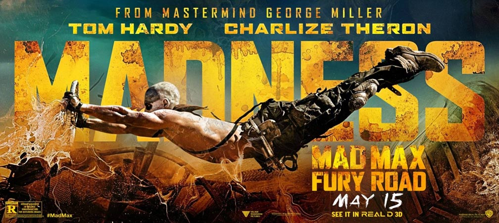 Mad Max: Fury Road Poster #9