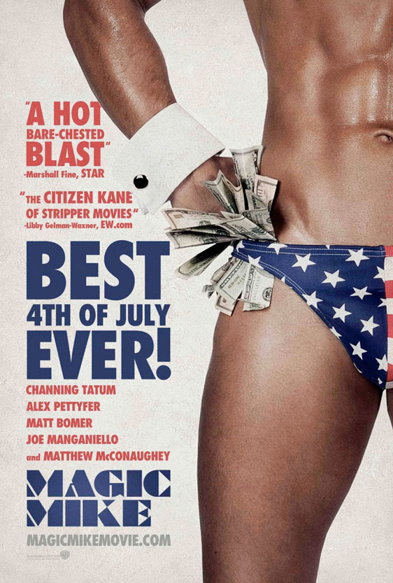 Magic Mike Poster #10