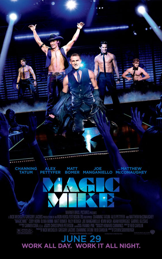 Magic Mike Poster #2