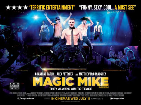 Magic Mike Poster #3