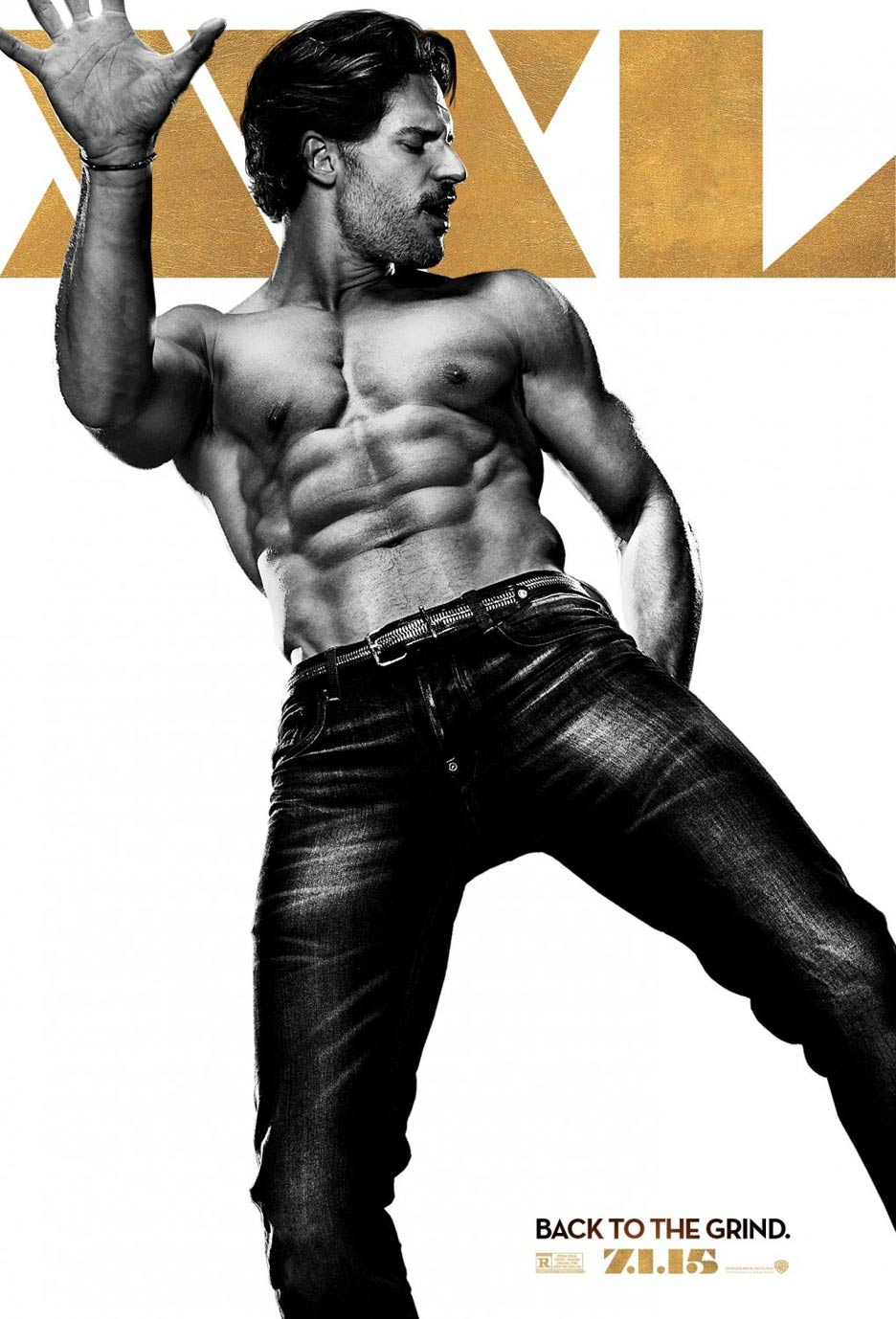 Magic Mike XXL Poster #4