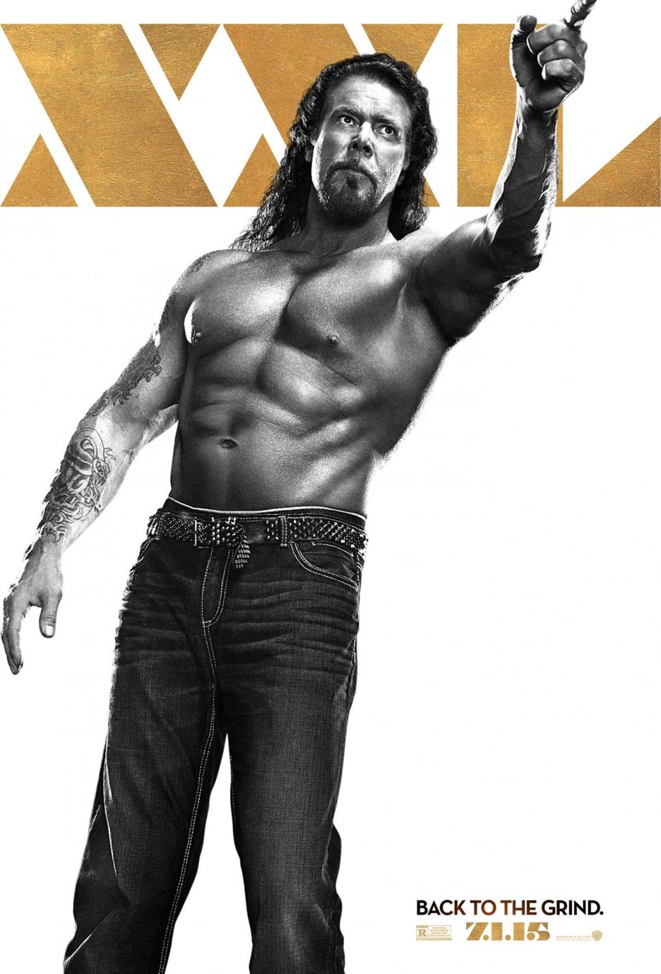 Magic Mike XXL Poster #5