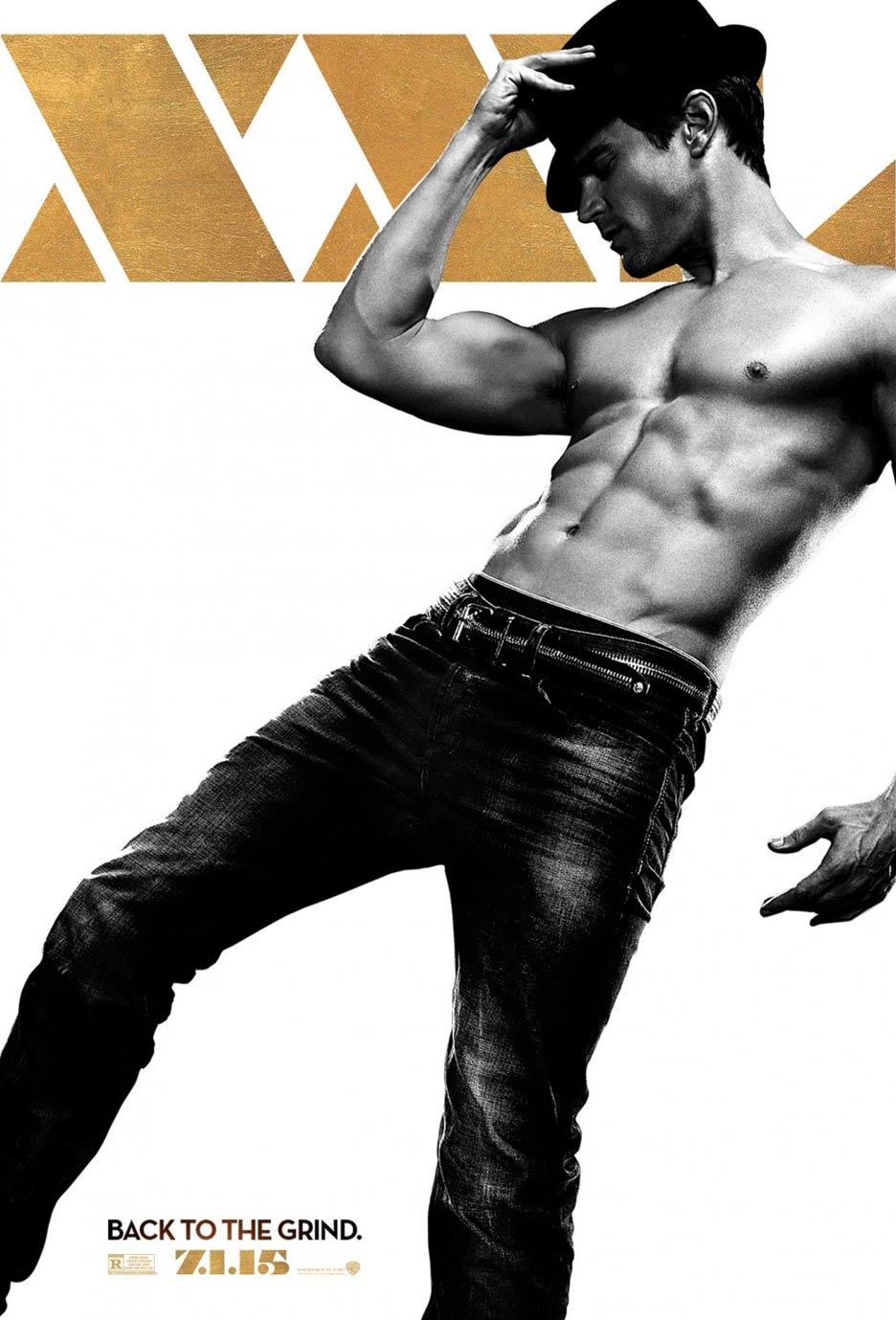 Magic Mike XXL Poster #8