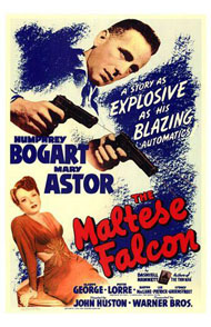 The Maltese Falcon Poster #1