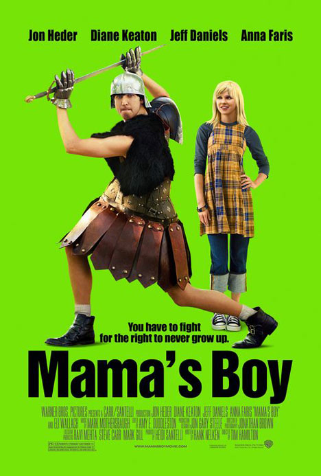 Mama's Boy Poster #1