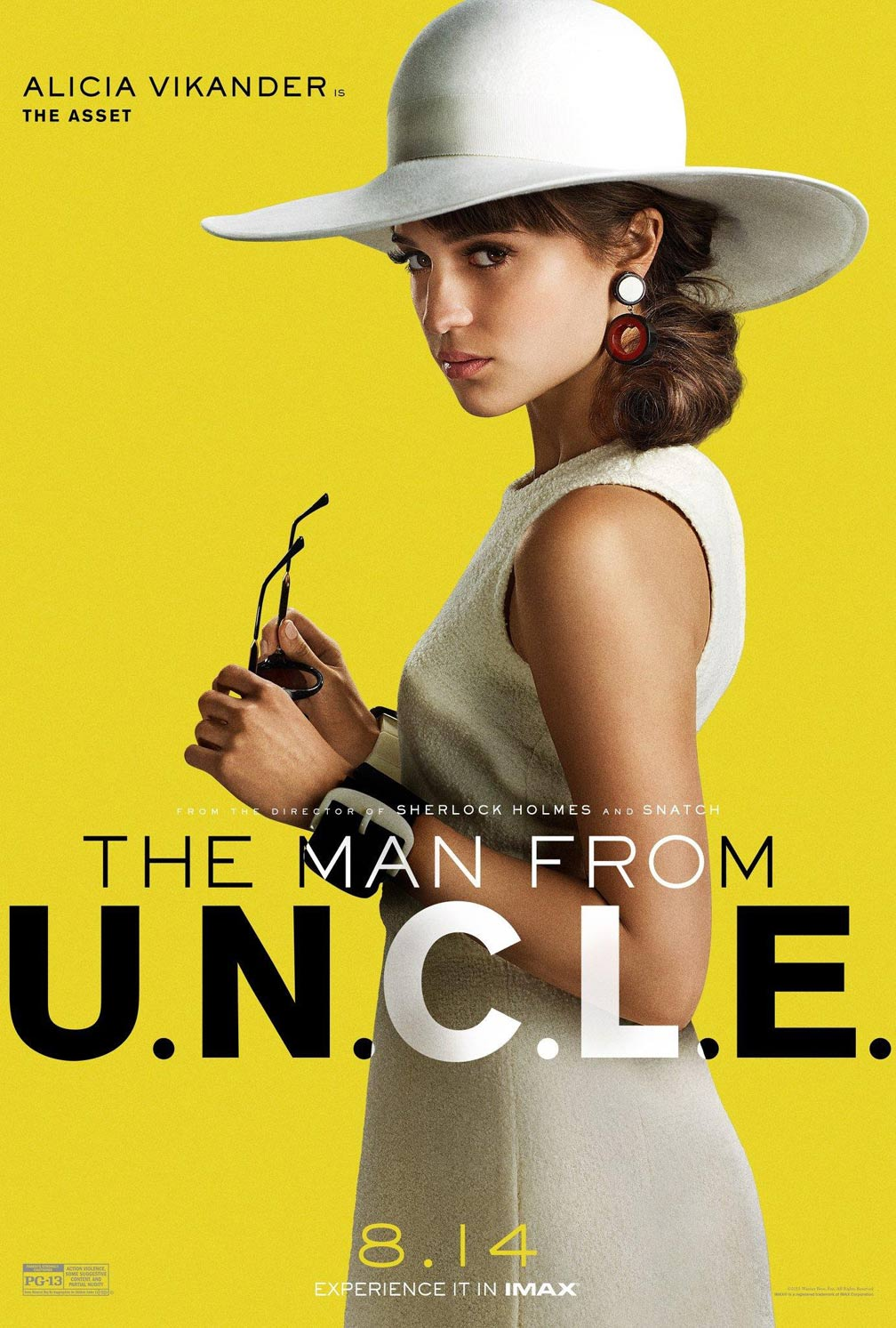 The Man from U.N.C.L.E. Poster #5