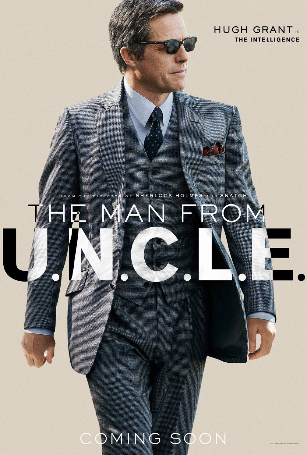 The Man from U.N.C.L.E. Poster #6