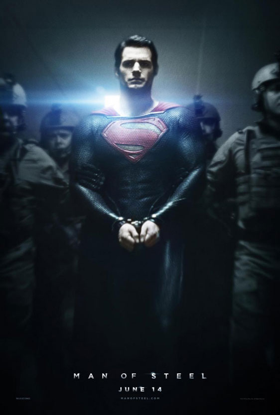 Man of Steel Poster #2