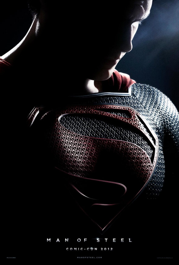 Man of Steel Poster #1