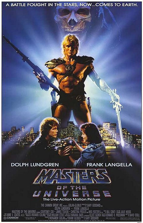 Masters of the Universe Poster #1