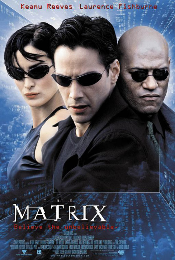 The Matrix Poster #2