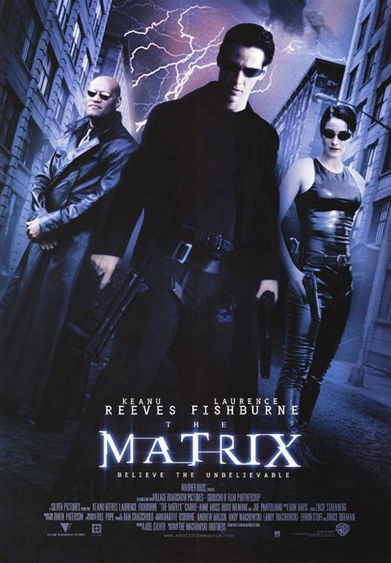 The Matrix Poster #3