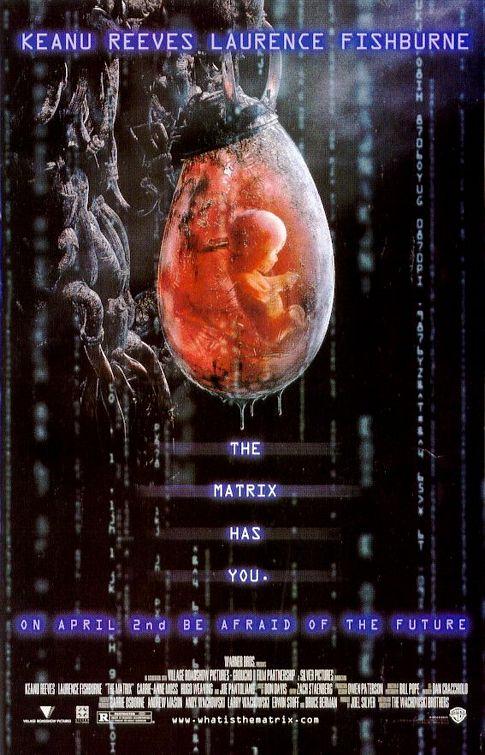 The Matrix Poster #4