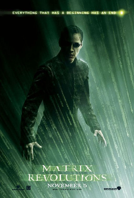 The Matrix Revolutions Poster #1