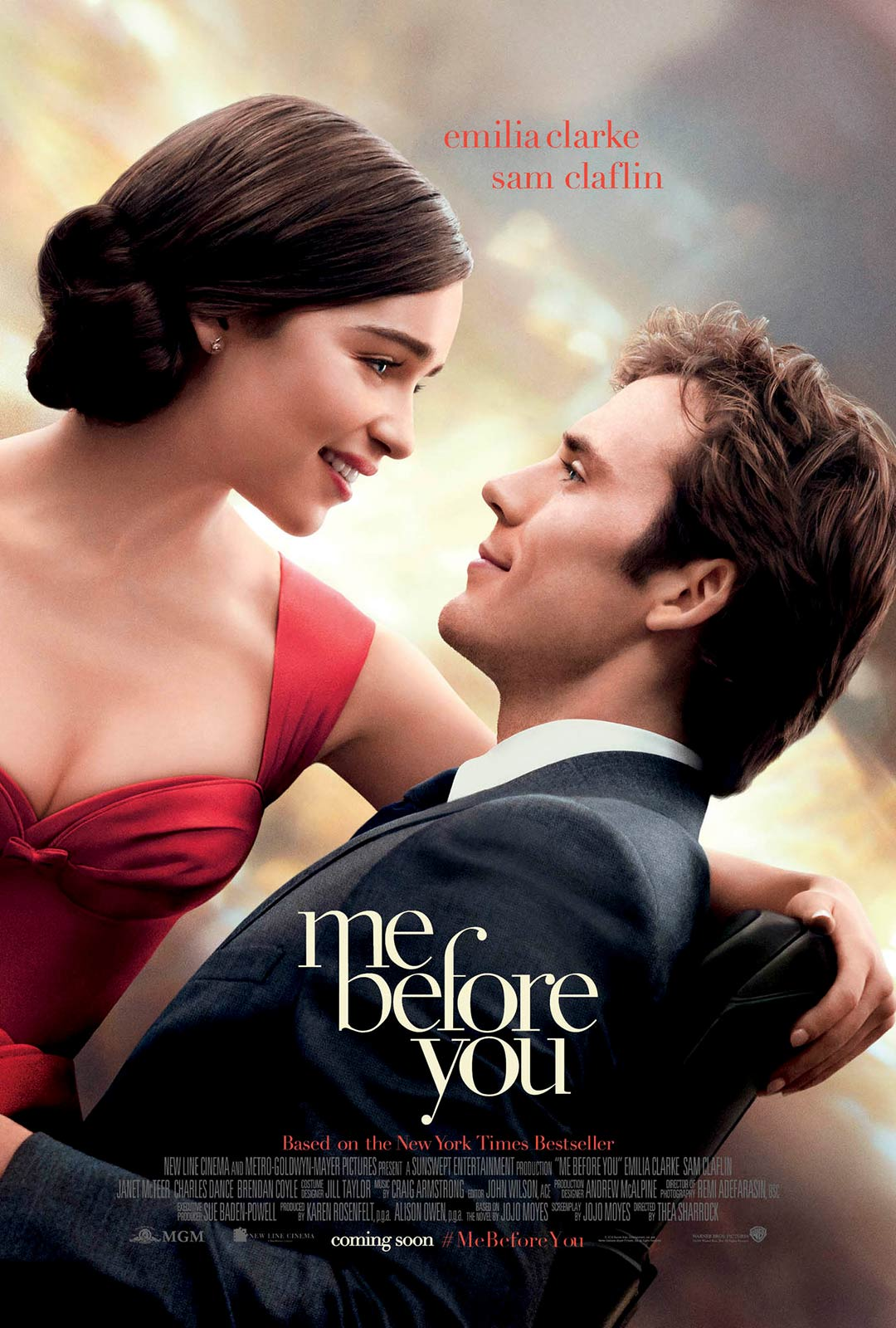 Me Before You Poster #1