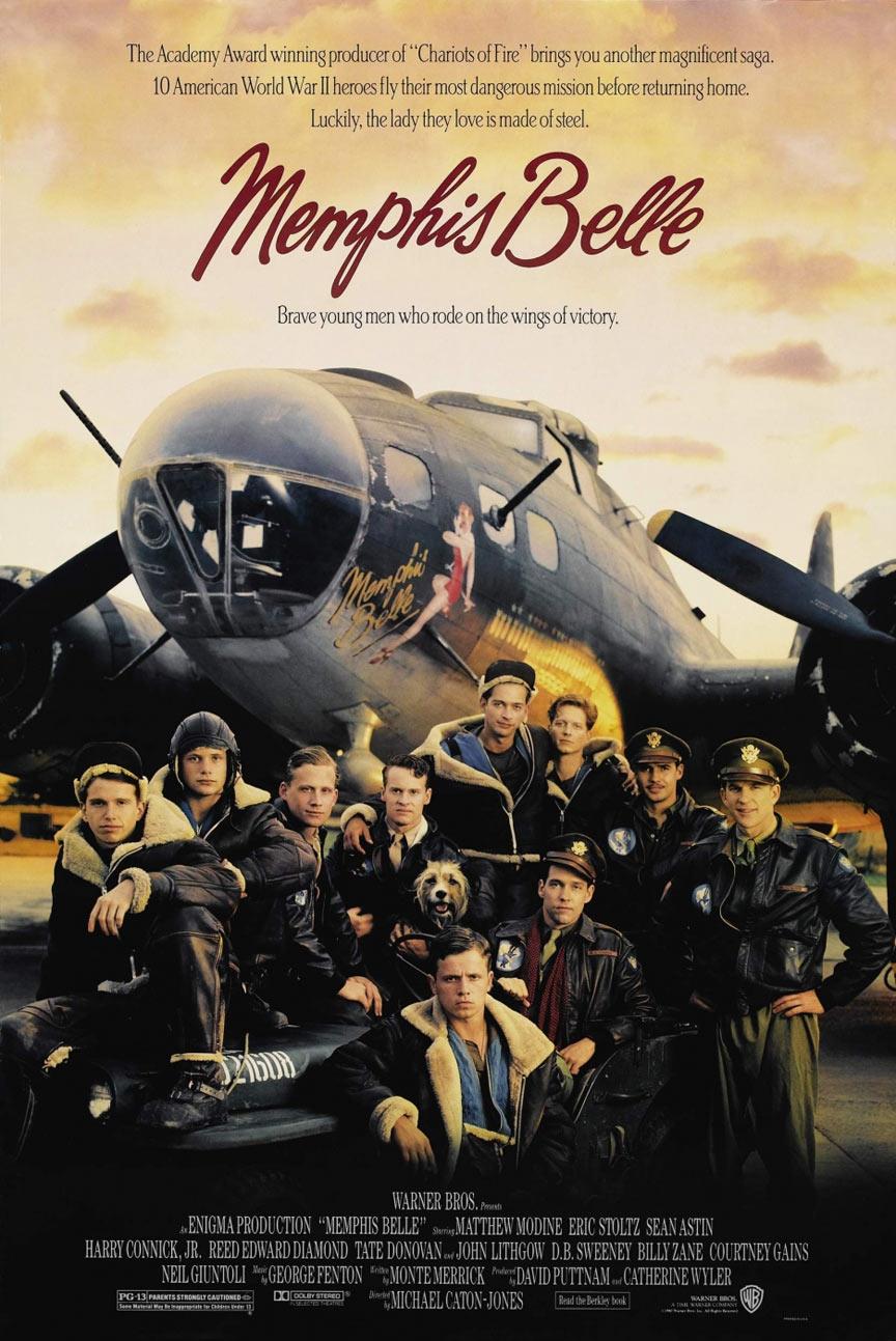 Memphis Belle Poster #1