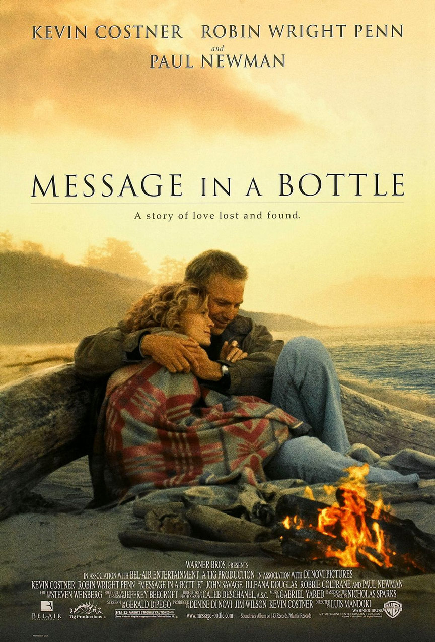 Message in a Bottle Poster #1