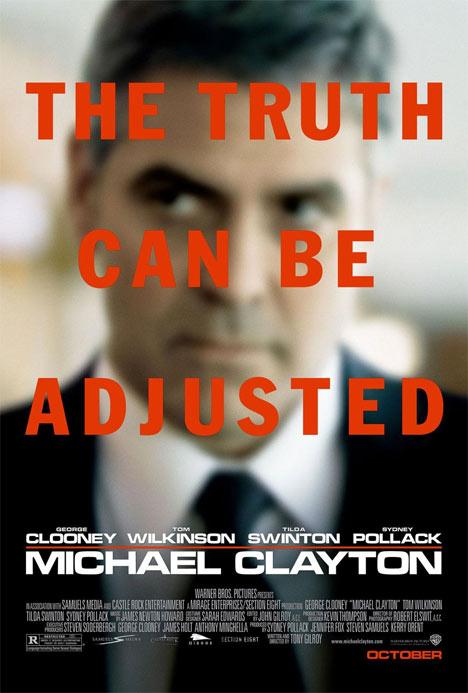 Michael Clayton Poster #1