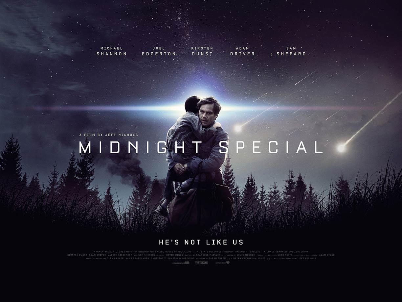 Midnight Special Poster #2