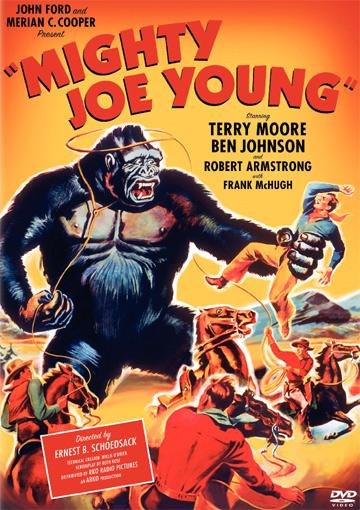 Mighty Joe Young Poster #1