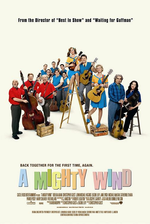 A Mighty Wind Poster #1