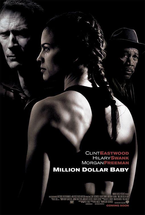 Million Dollar Baby Poster #1