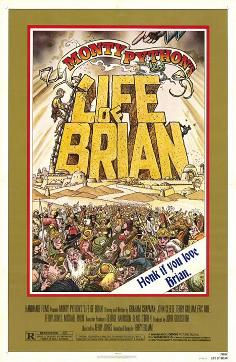 Monty Python's Life of Brian Poster #1