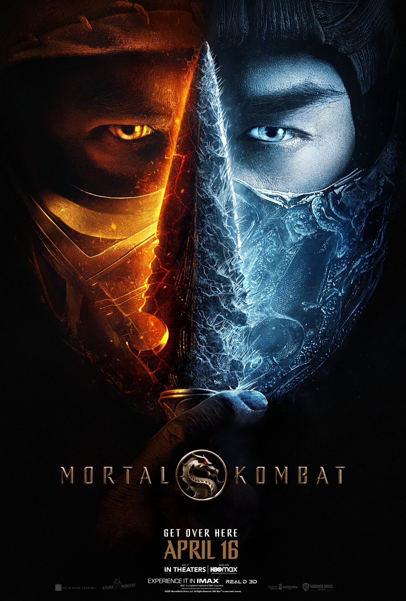 Mortal Kombat Poster #1