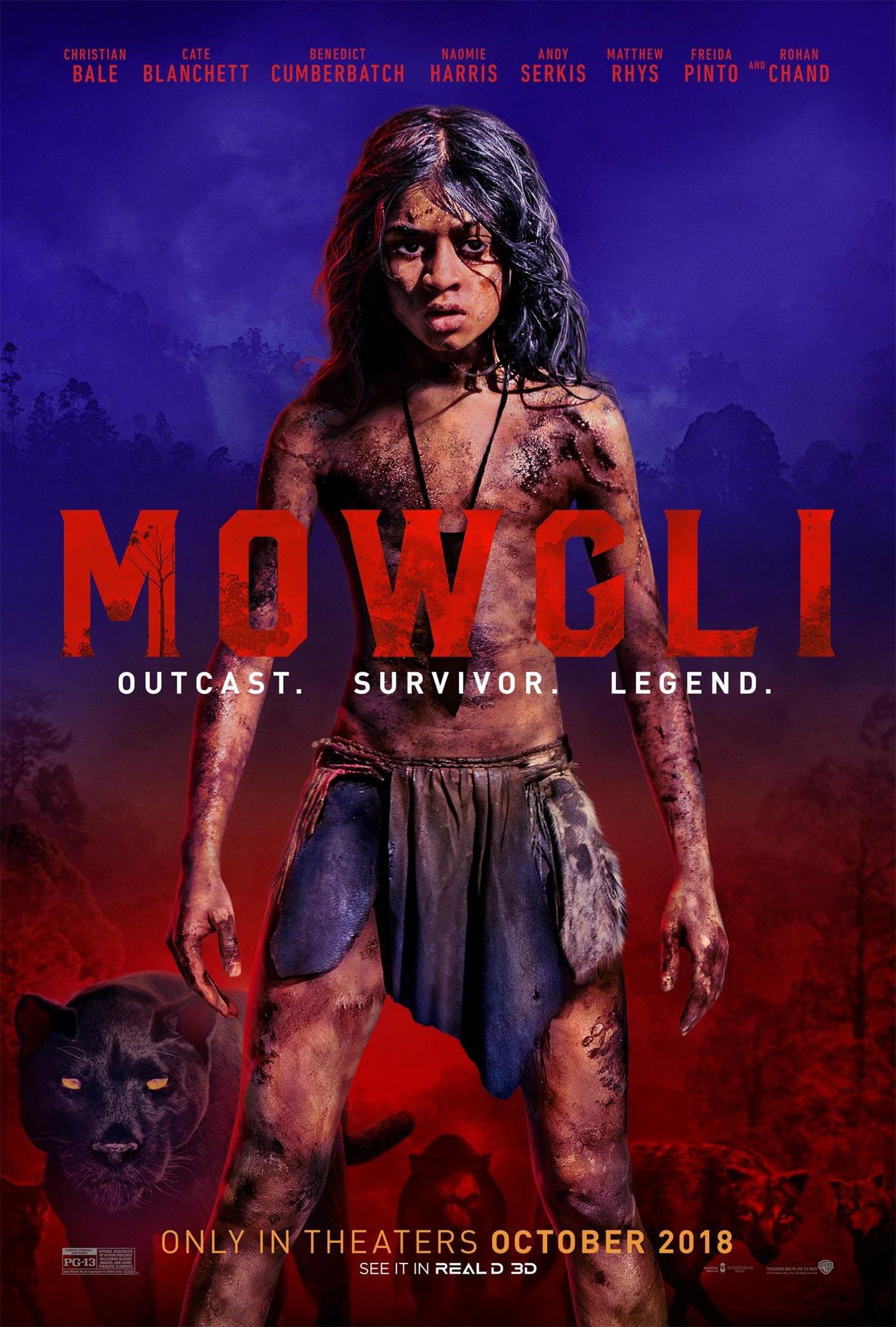 Mowgli: Legend of the Jungle Poster #1